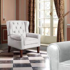Кресло Кресло ZMF Престиж (белый)
