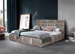 Кровать Кровать ZMF Елена (сп.место 140х200см., капучино)