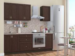 Кухня Кухня Vivat Шале-01 (Thermo Oak)