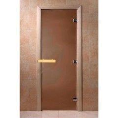 Дверь для бани и сауны Дверь для бани и сауны Doorwood Матовая 700х1800