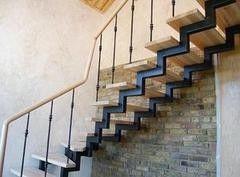 Металлическая лестница Вестпро Пример 90