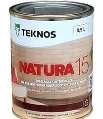 Лак Лак Teknos Natura 15 (0.9 л)