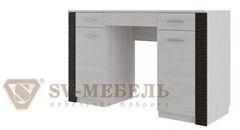 Туалетный столик SV-Мебель Гамма 20 1261x766x435 (ясень анкор светлый/венге)