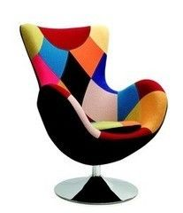 Кресло Halmar BUTTERFLY (разноцветное)