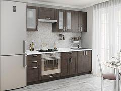 Кухня Кухня Vivat Лофт-01 (Wenge Veralinga)