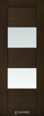 Межкомнатная дверь Межкомнатная дверь Халес Модерн Токио ПО2 (венге)