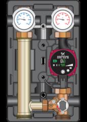 """Комплектующие для систем водоснабжения и отопления Meibes Насосная группа MK DN25 1"""" без насоса (66831 EA)"""