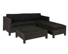Комплект мебели из ротанга Garden4you Queens 12795
