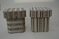 Пуфик Пуфик Вливск-Мебель 35х35х42 см с емкостью для хранения 12
