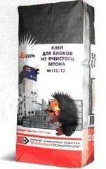 Клей Клей КрасносельскСтройматериалы для блоков № 112/13 М75
