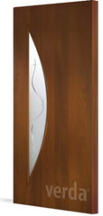 Межкомнатная дверь Межкомнатная дверь VERDA С-6 ДО (ламинированная, фьюзинг)