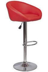 Барный стул Барный стул Sedia Mela (красный)