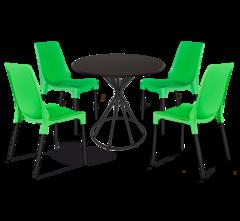 Обеденный стол Обеденный стол Sheffilton SHT-DS24