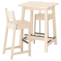 Барная стойка Барная стойка IKEA Норрокер / Норрокер 792.972.77