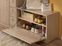 Тумба для обуви Глазовская мебельная фабрика Комфорт 16 для обуви (дуб сонома)