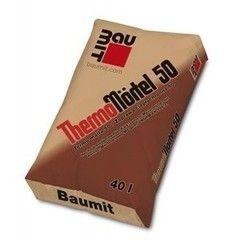 Сухая кладочная смесь Сухая кладочная смесь Baumit ThermoMortel