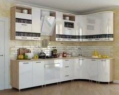 Кухня Кухня БелДрев Новый стиль - город