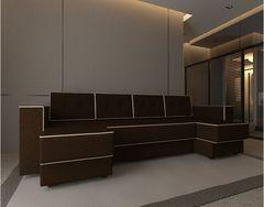 Диван Диван Настоящая мебель Константин п-образный Орландо (модель 96)