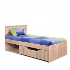 Детская кровать Детская кровать Калинковичский мебельный комбинат 900 Лондон КМК 0467.18