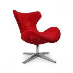 Кресло Halmar BLAZER (красное)