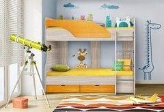 Двухъярусная кровать Квартет Бриз 5