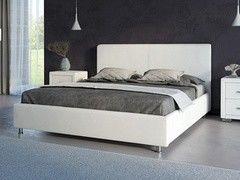 Кровать Кровать Райтон Nuvola 6 180x200 (белый)