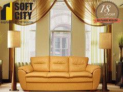 Элитная мягкая мебель SoftCity Лорд 2