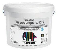 Штукатурка Штукатурка Caparol Capatect-Fassadenputz K15