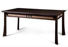 Обеденный стол Обеденный стол Гомельдрев Киото ГМ 6040 (дуб венге)