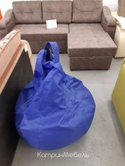 Бескаркасное кресло Бескаркасное кресло ООО «Мы Делаем Мебель» Синее