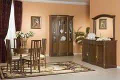 Мебель Черноземья Элеганца 1 (орех с золотой патиной) г