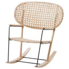 Кресло из ротанга IKEA Грёнадаль 203.841.82