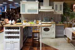 Кухня Кухня Лучший дом Пример 186