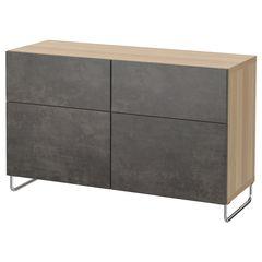 Тумбочка IKEA Бесто 592.766.95