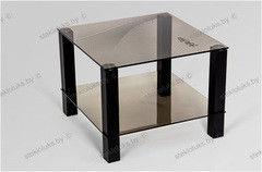 Журнальный столик Стеклолюкс СЖ 40-02 Восток-2