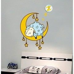 Декоративная светотехника Feron Часы-наклейка NL21