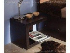 Тумбочка Глазовская мебельная фабрика Прикроватная Hyper 1 (венге)
