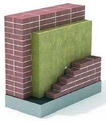 Звукоизоляция Вата минеральная ТехноНиколь Техноблок Стандарт (30)