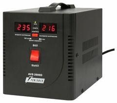 Стабилизатор напряжения Стабилизатор напряжения Powerman AVS 2000D Black