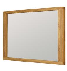 Зеркало Стэнлес Лозанна (прямоугольное) бейц-масло