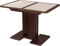 Обеденный стол Обеденный стол Домотека Каппа ПР 72x104(141)x75 (Орех/ 05 пл42)