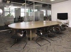 Стол офисный Sinetica Ekis для переговоров