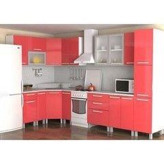 Кухня Кухня Андрия Коралл лакированный
