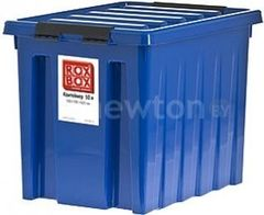 Ящик для инструментов Rox Box 50 литров синий