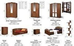Спальня Калинковичский мебельный комбинат Клеопатра 2