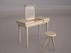 Туалетный столик Драўляная майстэрня со стулом (из комплекта спальни с народными мотивами)