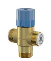 Комплектующие для систем водоснабжения и отопления Meibes Термостатический смесительный клапан Flamcomix 35-70 FS BFP DN15 (28776)
