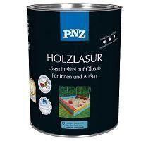 Защитный состав Защитный состав PNZ лазурь Holzlasur (сосна, 0.75 л)