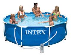Бассейн Бассейн Intex Metal Frame Pool 56999/28202