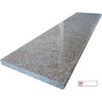 Натуральный камень Натуральный камень  Ступень гранитная G603 полированная TO2-R7-1250-330